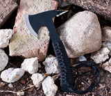 Unlimited Wares MT-629 Tomahawk Compact Full Tang Camping Axe