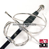 New Ace Martial Arts Supply Renaissance Rapier Fencing Sword with Swept Hilt Guard …