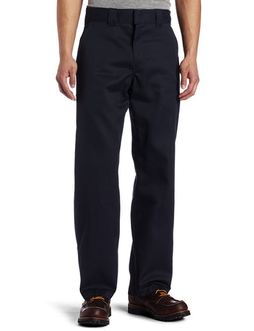 Dickies Mens Relaxed Straight Fit Pant