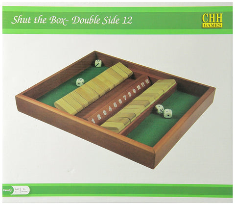 Double-Sided Shut the Box Game-12