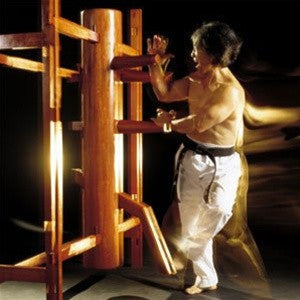 Wing Chun Dummy - SparringGearSet.com
