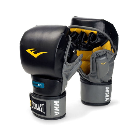 EVERLAST MMA EVERGEL STRIKING GLOVES- bag heavy training sparring - S/M - SparringGearSet.com