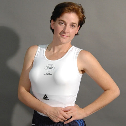 Adidas Woman Chest Protector - SparringGearSet.com - 2