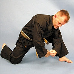 GTMA SUPER WEIGHT BLACK GRAPPLING UNIFORM - SparringGearSet.com - 1