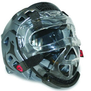 Macho Warrior Face Shield - SparringGearSet.com