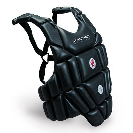Macho Sports Karate Chest - SparringGearSet.com - 1