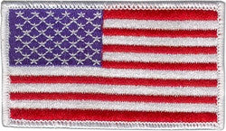 MINI USA PATCH, White Border - SparringGearSet.com