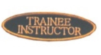 """Trainee Instructor"" Patch - SparringGearSet.com"
