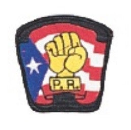 PUERTO RICO PATCH - SparringGearSet.com