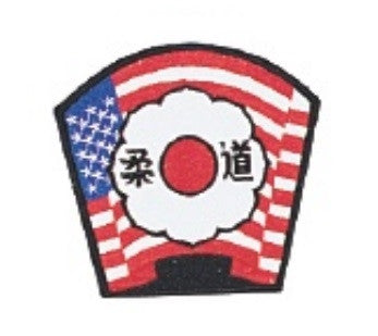 JUDO + FLAG PATCH - SparringGearSet.com