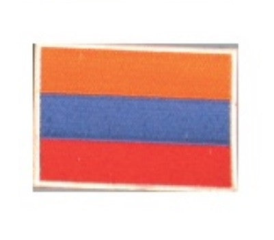 ARMENIA FLAG PATCH - SparringGearSet.com
