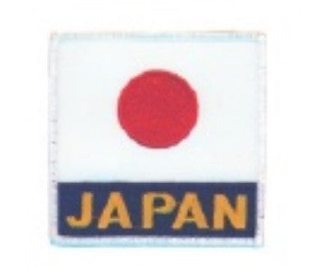 "FLAG + ""JAPAN"" PATCH - SparringGearSet.com"