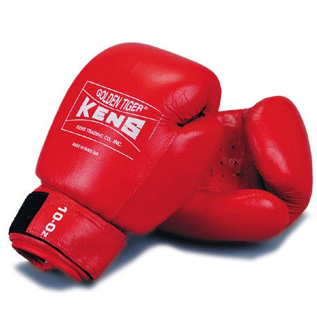 GTMA Leather Boxing Gloves - SparringGearSet.com - 2
