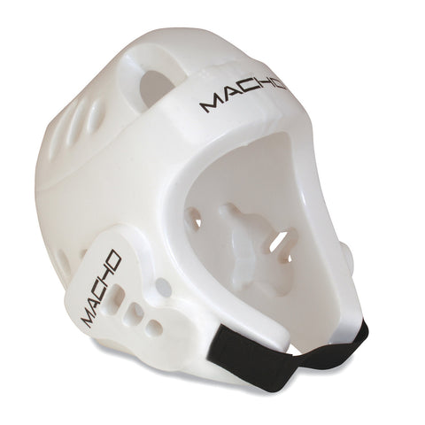 Macho TKD Head Gear - SparringGearSet.com