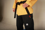 Mooto TAEBEK HIGH DAN (BLACK BELT) POOMSE UNIFORM - SparringGearSet.com - 4
