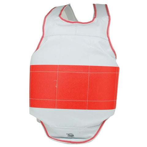 Reversible Chest Guard Stripe - SparringGearSet.com - 2
