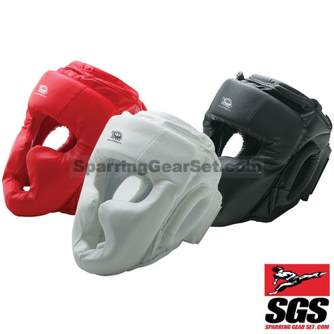 Vinyl Head Gear - SparringGearSet.com - 1