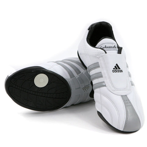 Adidas ADI-LUXE Shoes, White - SparringGearSet.com