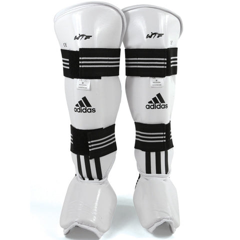 Adidas Vinyl Shin and Instep - SparringGearSet.com - 1