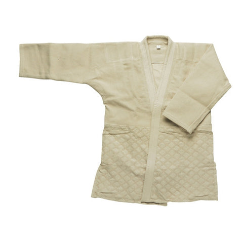 Single Weave Judo GI - Natural/Beige - SparringGearSet.com - 1