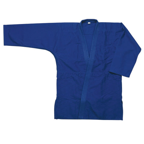 Double Weave Judo Gi - Blue - SparringGearSet.com - 1