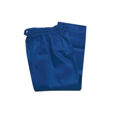 Color Martial Arts Uniform Pants (Karate and Taekwondo), Blue - SparringGearSet.com - 1