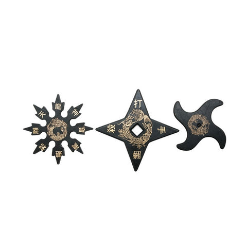 Rubber Ninja Throwing Star - SparringGearSet.com - 1