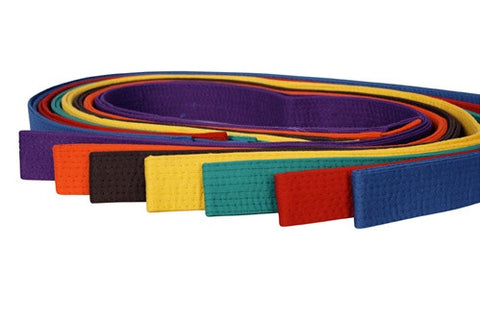 Color Belts - SparringGearSet.com - 2