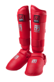 MOOTO WKF Shin & Instep Protector (*Multiple Colors Available) - SparringGearSet.com - 1