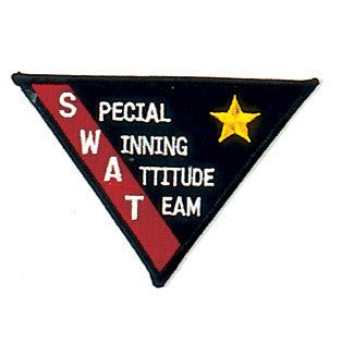 """SWAT"" Patch - SparringGearSet.com"