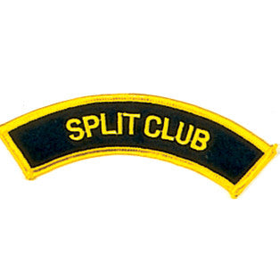 Split Club, Black with Gold - SparringGearSet.com