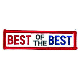 """Best of the Best"" Patch - SparringGearSet.com"
