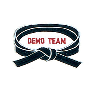"""Demo Team"" Patch - SparringGearSet.com"