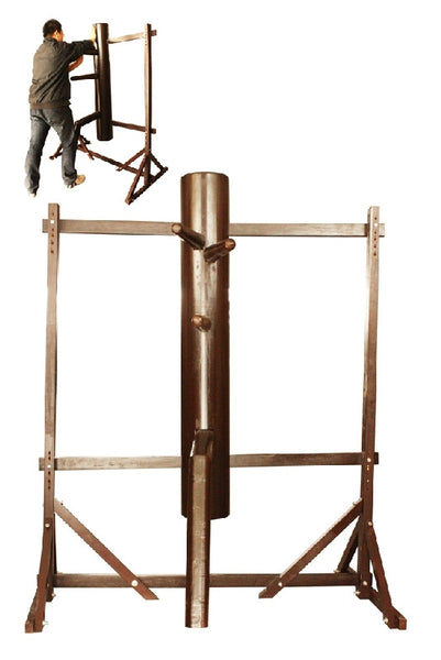 Discount On Sale Wing Chun Dummy 595 00 With Free