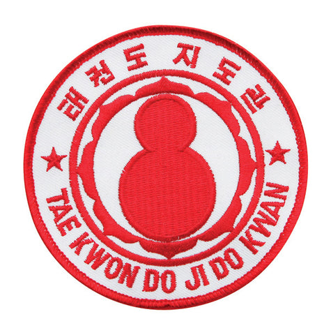 Ji Do Kwon Patch - SparringGearSet.com
