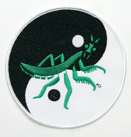 Praying Mantis Patch - SparringGearSet.com