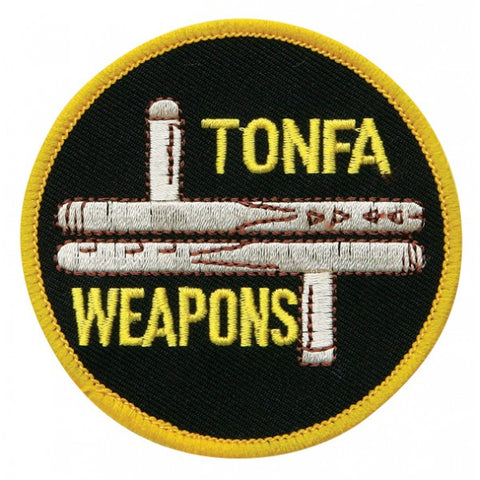 "3"" Tonfa Patch"