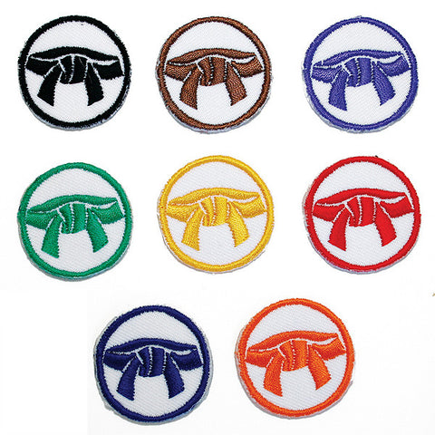 Color Belt Patch - SparringGearSet.com