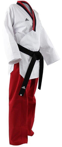 ADIDAS TAEKWONDO POOMSAE UNIFORM - YOUTH FEMALE - SparringGearSet.com