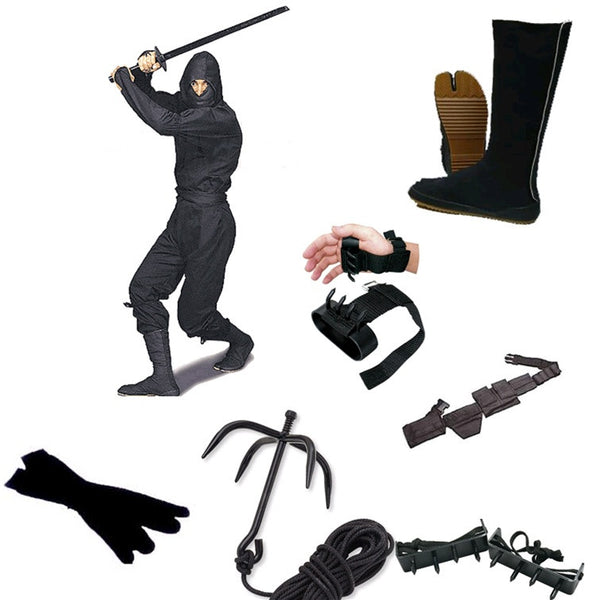 Discount On Sale Complete Ninja Set Wood 95 90 With