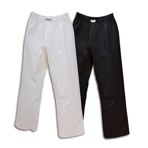MACHO MIDDLEWEIGHT PANTS (8.5 OZ) - SparringGearSet.com - 1