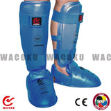WACOKU WKF APPROVED SHIN & INSTEP (*Multiple Colors Available)