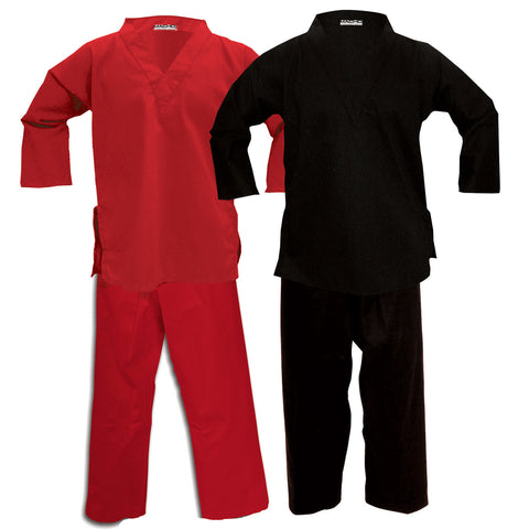 MACHO KARATE V-NECK MIDDLEWEIGHT (8.5 OZ) - SparringGearSet.com - 1
