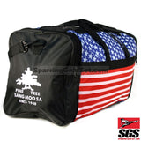 Pine Tree Sangmoosa Stars & Stripes Big Sports Bag - SparringGearSet.com - 1