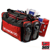 Pine Tree Sangmoosa Large Nylon Gear Bag with Ventilation Pockets