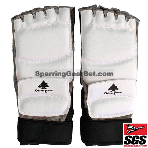Pine Tree Sangmoosa WTF Approved Foot Protector - SparringGearSet.com - 1