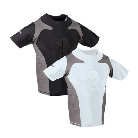 CENTURY Short Sleeve Youth Padded Compression Shirt - SparringGearSet.com - 1