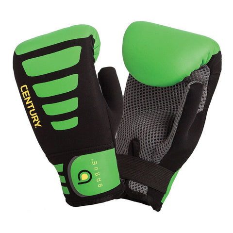 CENTURY Brave Youth Neoprene Bag Gloves - SparringGearSet.com - 1