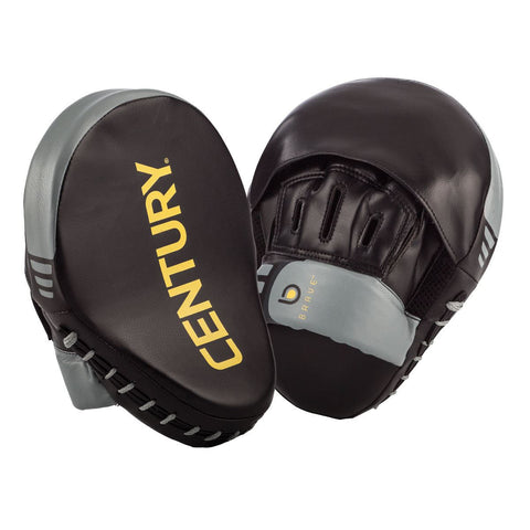 CENTURY Brave Curved Punch Mitts - SparringGearSet.com
