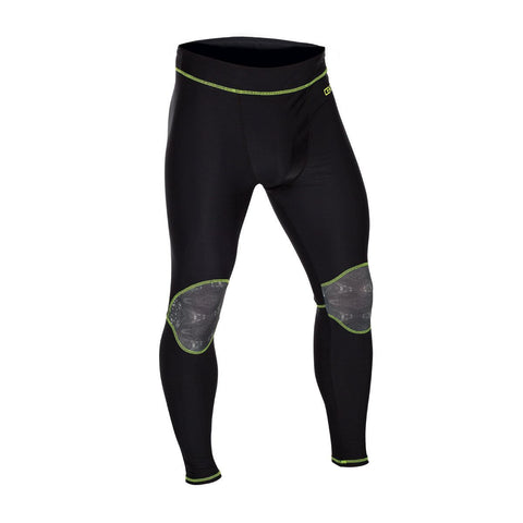 CENTURY MEN'S COMPRESSION TIGHTS BLACK - SparringGearSet.com